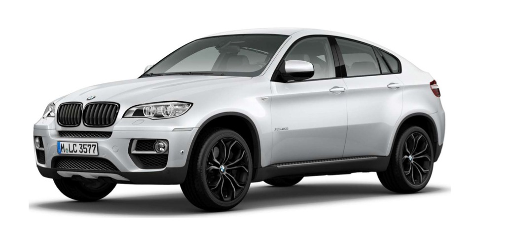 Bmw X6 Individual Performance Edition Sportpaket F 252 R