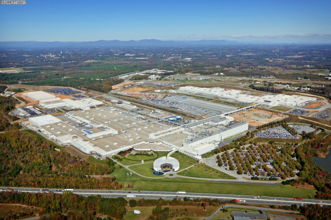 BMW-X7-2018-Luxus-SUV-Spartanburg-Werk-Ausbau