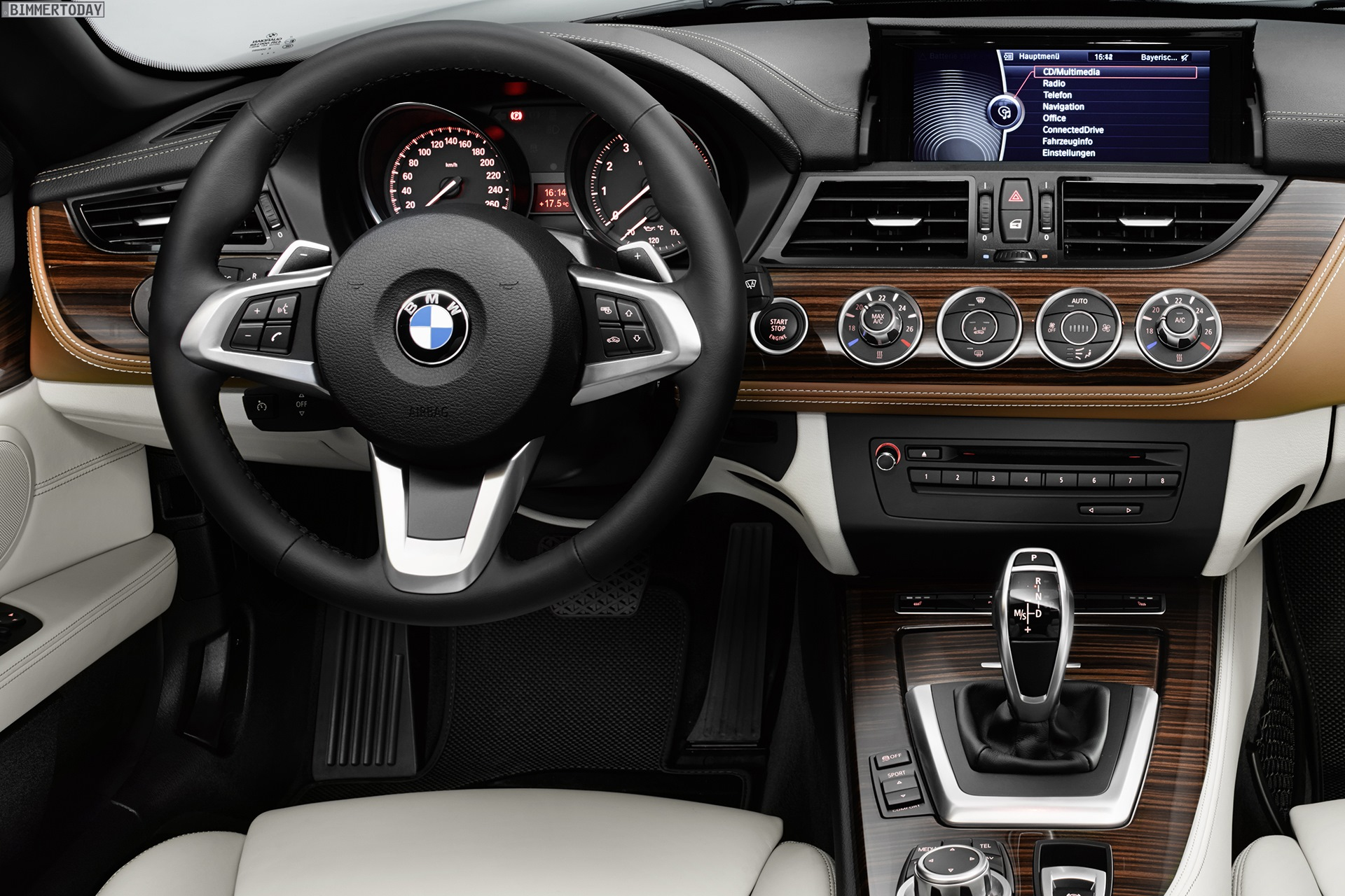 Bmw z4 design pure fusion leder pr gt exklusives premium for Innenraum design app