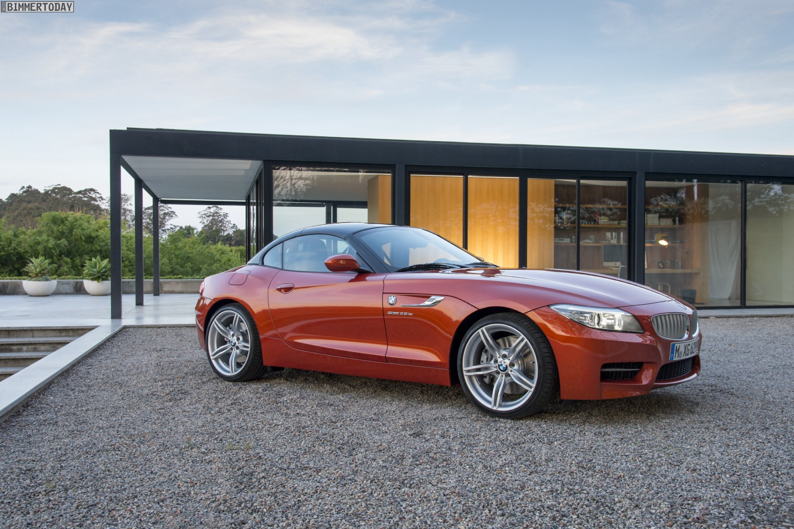 bmw z4 e89 lci video zeigt facelift vor premiere auf detroit auto show. Black Bedroom Furniture Sets. Home Design Ideas