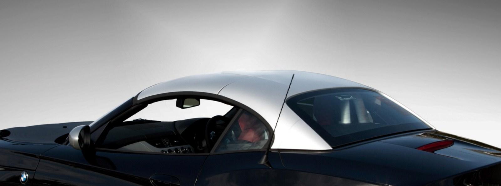 Exklusiv Fur Japan Die Bmw Z4 Roadster Silver Top Edition