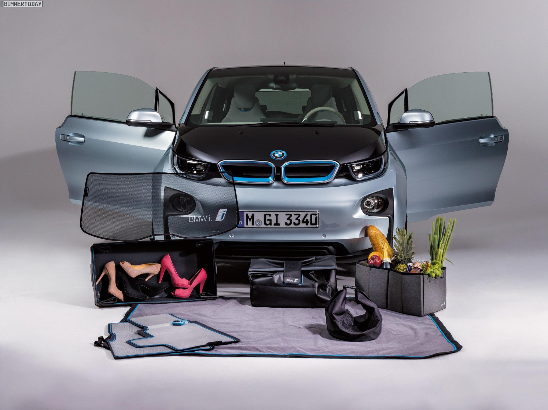orig BMW i3 Funktionsdecke