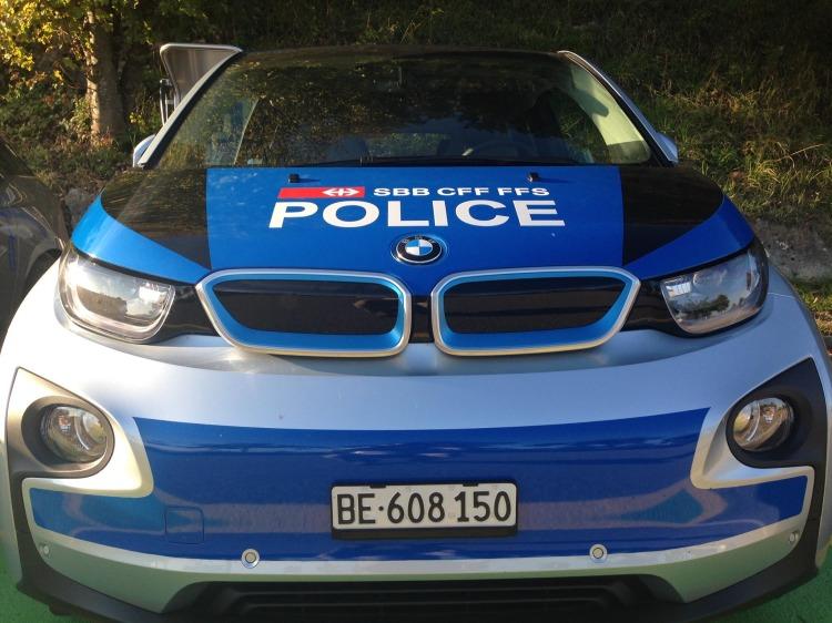 BMW-i3-Polizei-Auto-Genf-Elektroauto-Schweiz-1