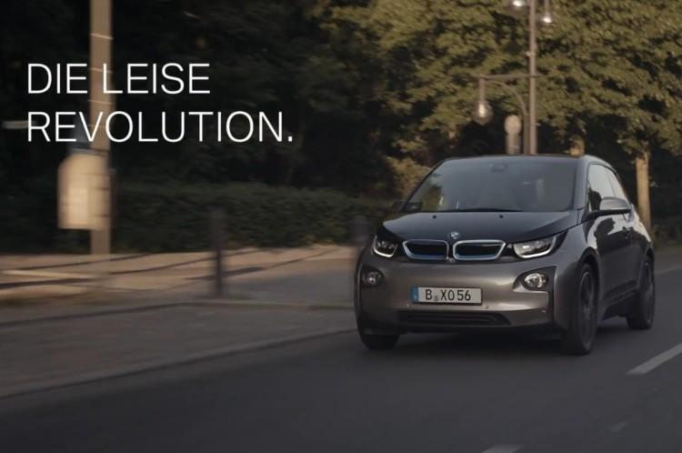 BMW-i3-Werbung-die-leise-Revolution-auf-der-Strasse