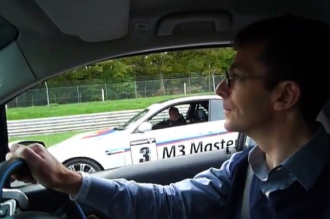 BMW-i3-vs-BMW-M3-Video-Drag-Race