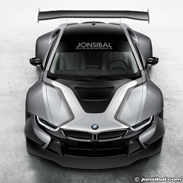 BMW-i8-Rennwagen-Rennversion-Motorsport-Jonsibal