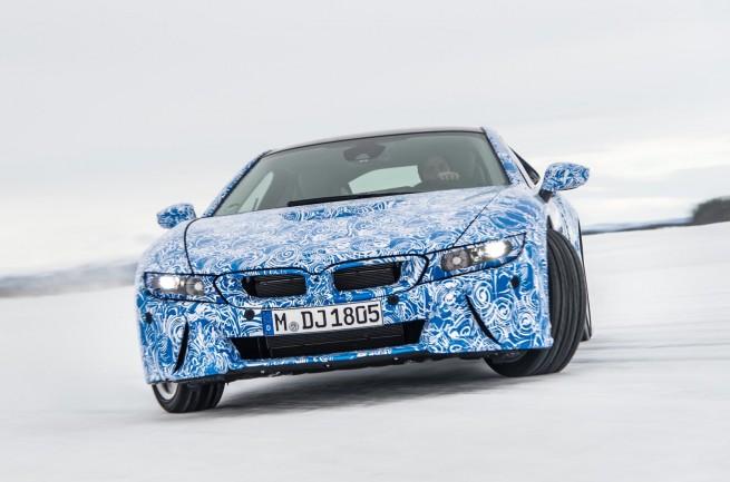 BMW-i8-Sound-Video-Arjeplog-Winter-Test