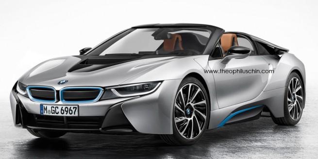 BMW-i8-Spyder-2015-Serie-Photoshop-Entwurf-Theophilus-Chin-1