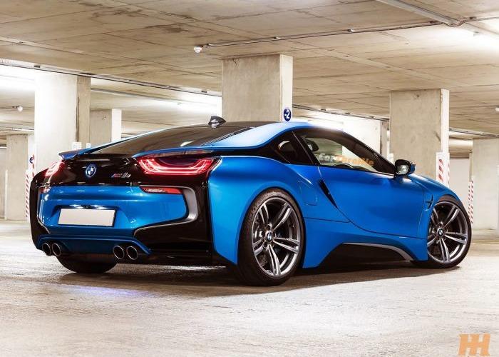 Bmw I9 2016 Kommt Der Supersportler Mit Hybrid Power