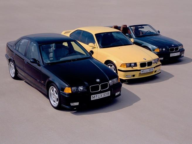 BMW_M3_3-0_E36_Familie