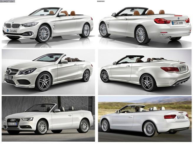 Bild-Vergleich-BMW-4er-Cabrio-F33-Mercedes-E-Klasse-Audi-A5-07
