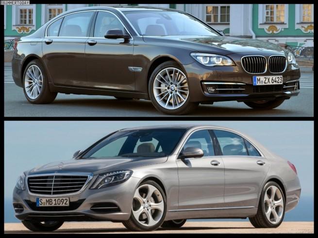 Bild-Vergleich-BMW-7er-LCI-F01-Mercedes-S-Klasse-W222-01