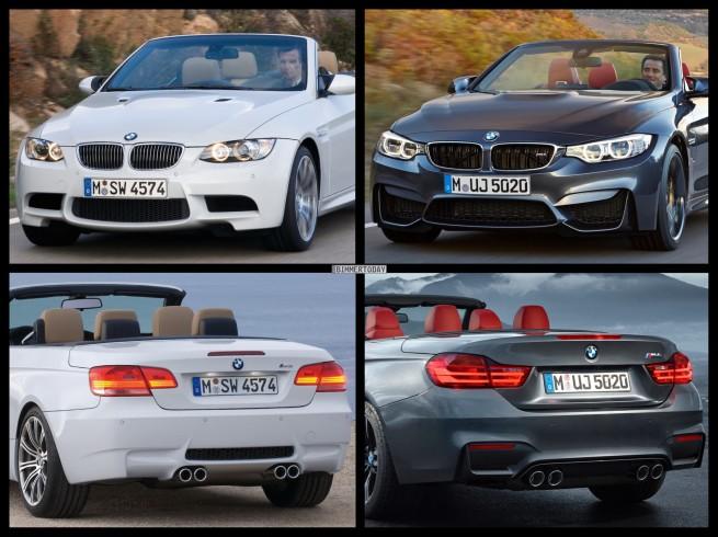 Bild-Vergleich-BMW-M4-F83-M3-E93-Cabrio