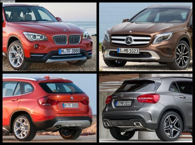 Bild-Vergleich-BMW-X1-E84-Mercedes-GLA-2013-05