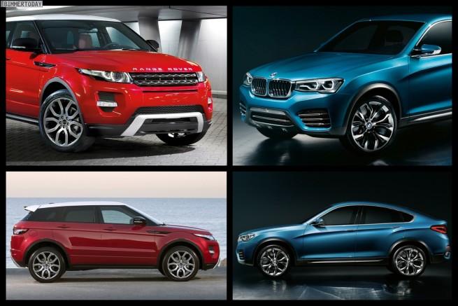 Bild-Vergleich-BMW-X4-F26-Concept-Range-Rover-Evoque-06