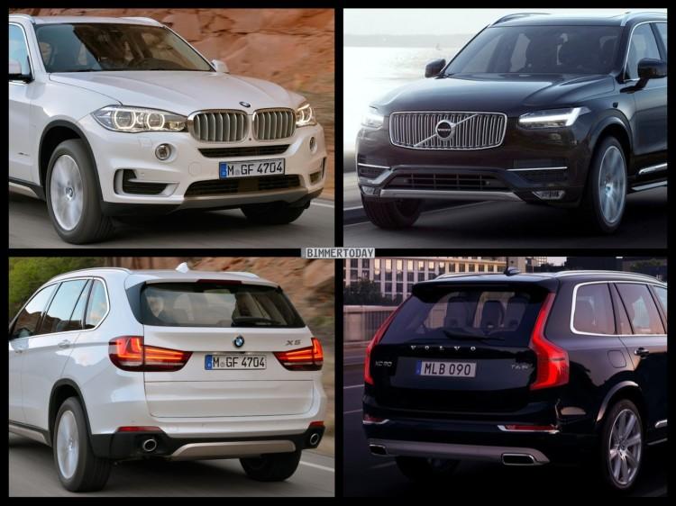 Bild-Vergleich-BMW-X5-F15-Volvo-XC90-SUV-05