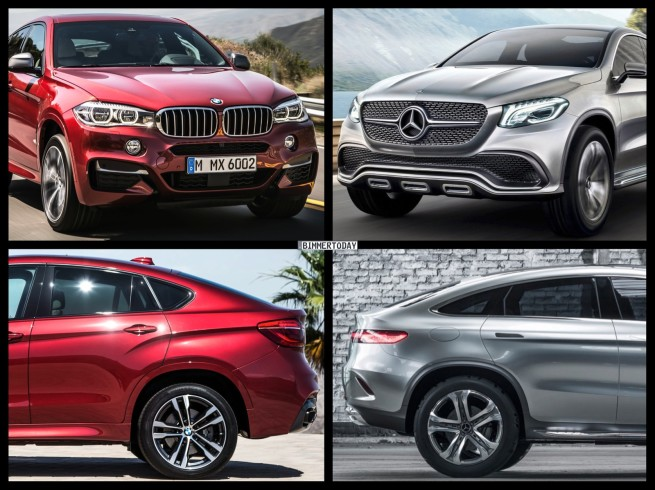 Bild-Vergleich-BMW-X6-F16-M50d-Mercedes-MLC-Concept-SUV-Coupe-2014-01