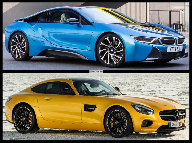 Bild-Vergleich-BMW-i8-Mercedes-Benz-AMG-GT-2014-Sportwagen-02