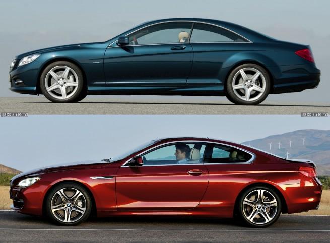 Bildvergleich-BMW-6er-Coupe-F13-Mercedes-CL-Seite