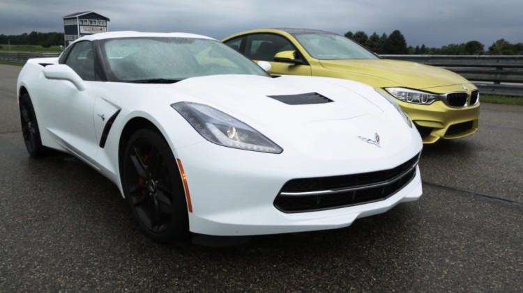 Corvette-Stingray-2014-BMW-M4-Vergleich-Video-Automobile-Magazine