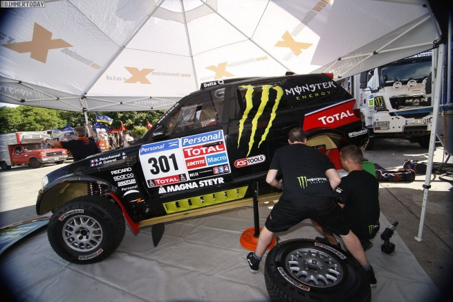 DAKAR RALLY 2010-©WILLY WEYENS