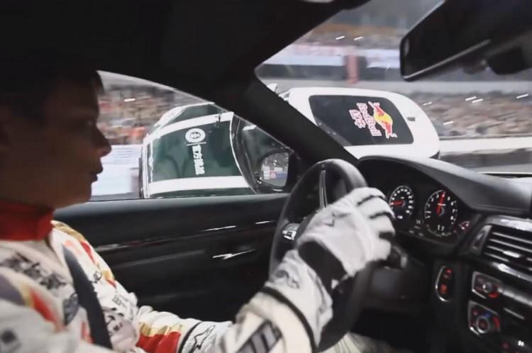 Donut-Weltrekord-BMW-M4-Rekord-Drift-Rekord-Han-Yue-2014