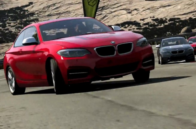 Driveclub-PS4-BMW-M235i-Coupe-Video-Trailer-Playstation-4