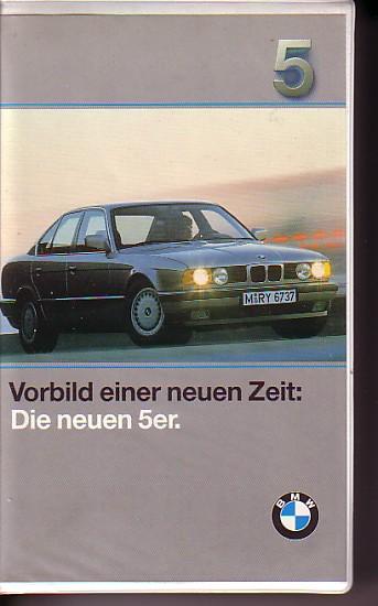 E34 1988 Launch