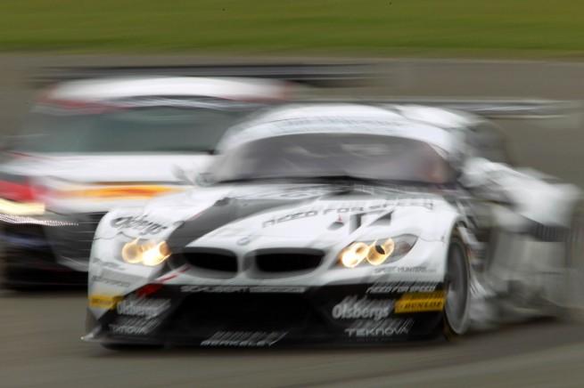 AUTO / FIA GT3 : SILVERSTONE 2010