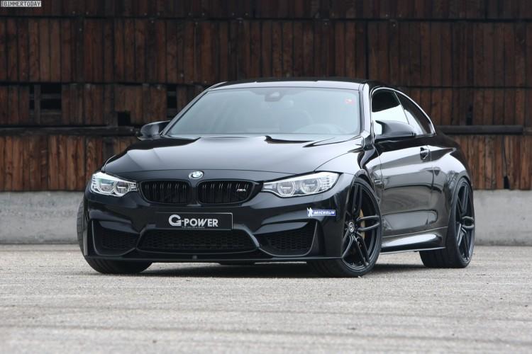 G Power BMW M4 Tacho Video Zeigt Vmax 300 Km H Im F82