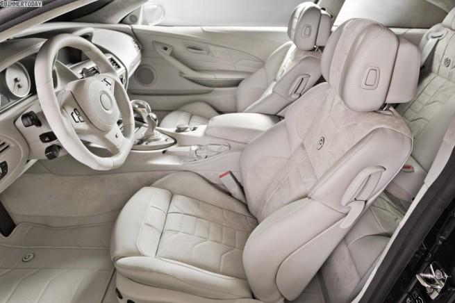G-Power-BMW-M6-Innenraum-Tuning-Individual-Interieur-Islandgrau-05