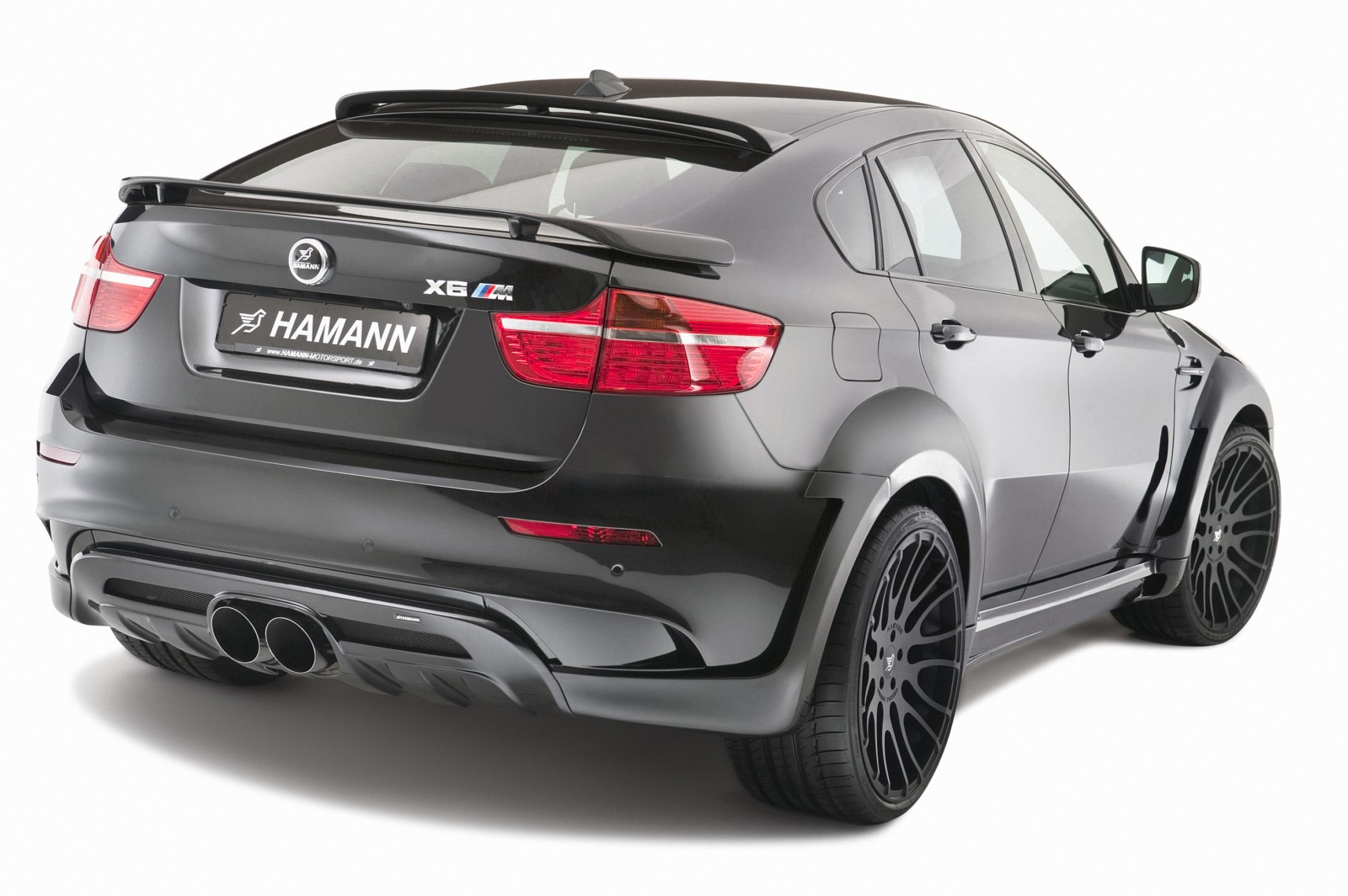 bmw x6 m in versch rfter form der hamann tycoon evo m. Black Bedroom Furniture Sets. Home Design Ideas