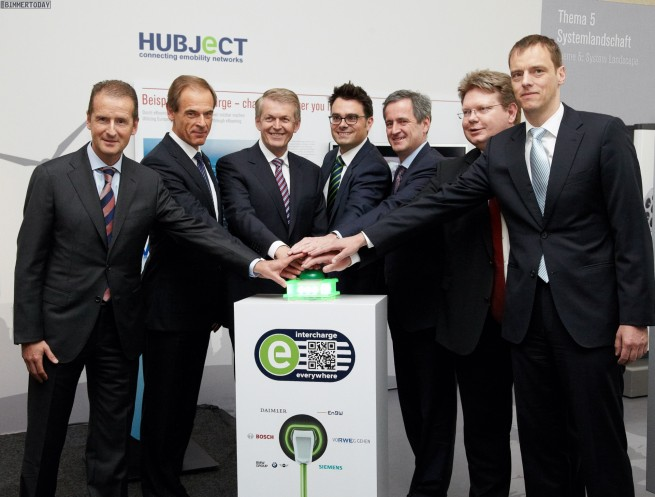 Intercharge-Elektroauto-Laden-eRoaming-Hubject-Joint-Venture