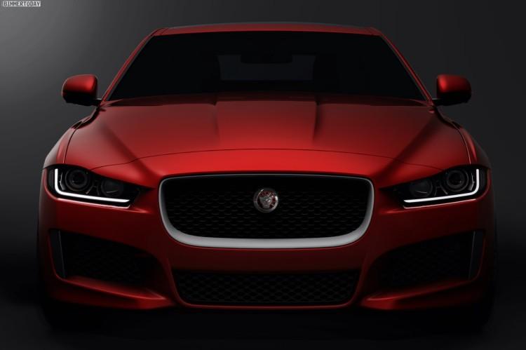 Jaguar-XE-2014-Pariser-Autosalon-Premium-Mittelklasse-Teaser-01