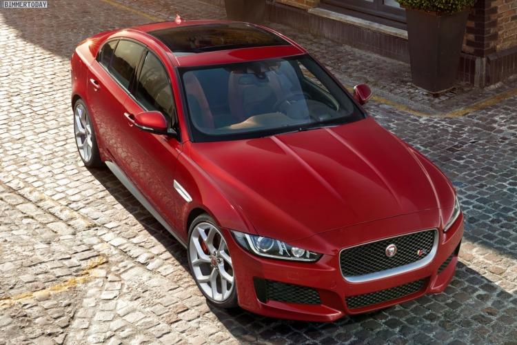 Jaguar-XE-2015-Premium-Limousine-BMW-3er-Gegner-17