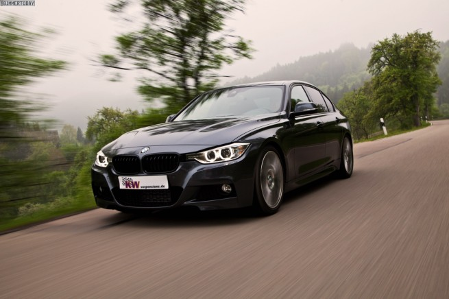 KW-BMW-3er-F30-xDrive-Tuning-Allrad-Gewindefahrwerk