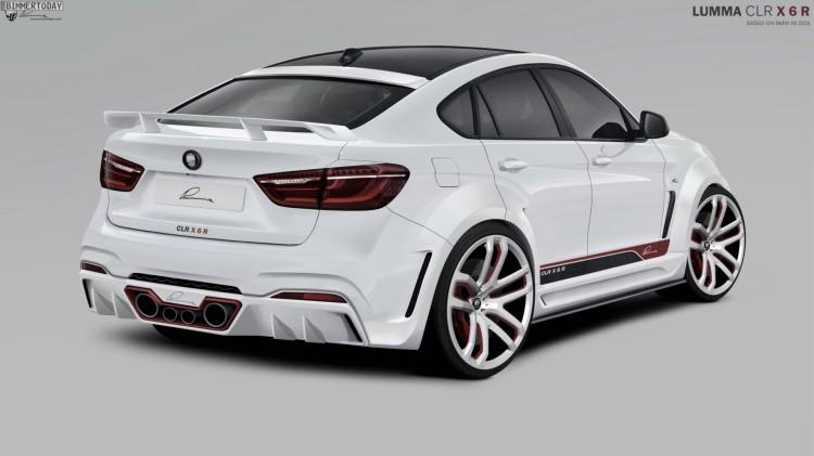 Lumma-BMW-X6-F16-Tuning-CLR-X-6-Widebody-Kit-09