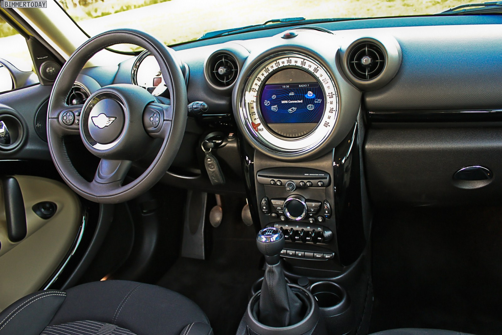 Bmw Mini Cooper >> Alle Viere im Test: Fahrbericht zum MINI Cooper D ALL4