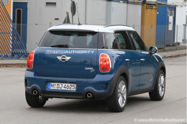 MINI-Cooper-SD-Countryman-Spyshot-MotorAuthority