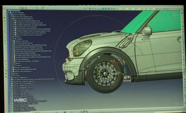 MINI-Countryman-WRC-Prodrive-Video-Development