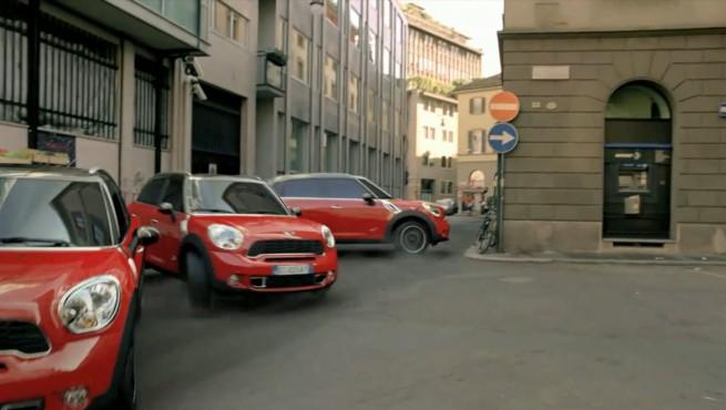 MINI-Countryman-Werbung