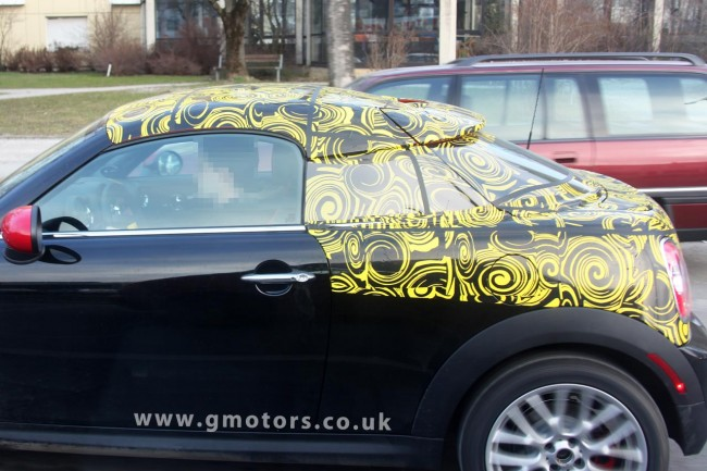 MINI-Coupé-R59-Spyshot-Gmotors