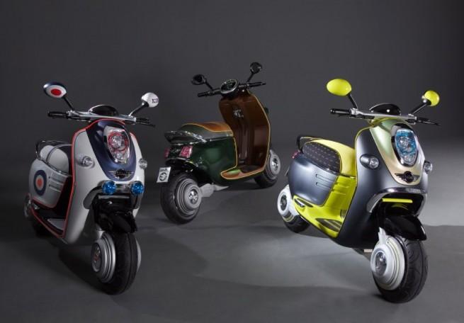 MINI-Scooter-E-Roller