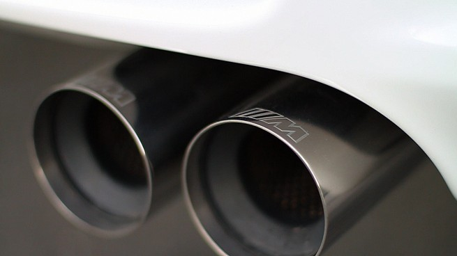 m3 exhaust logo