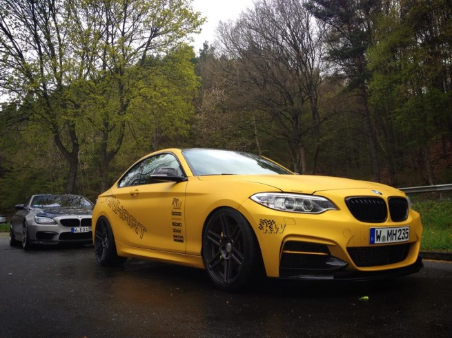 Manhart-MH2-400-Clubsport-BMW-M235i-Tuning-1