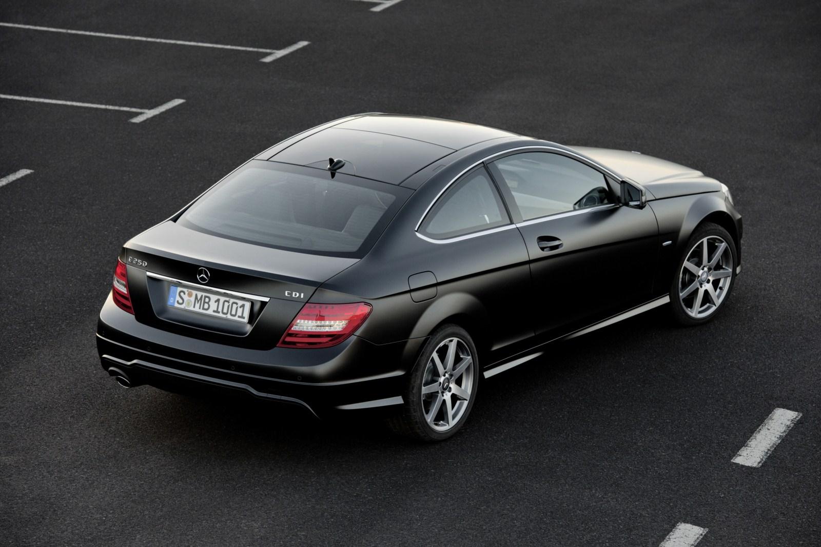 Mercedes Benz C Klasse Coupe  Ps Diesel