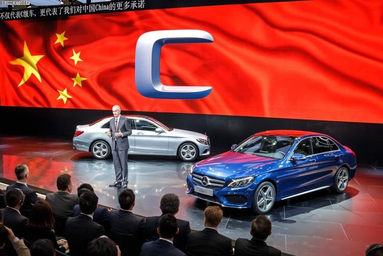 Mercedes-China-2014-C-Klasse-Premiere-Hubertus-Troska