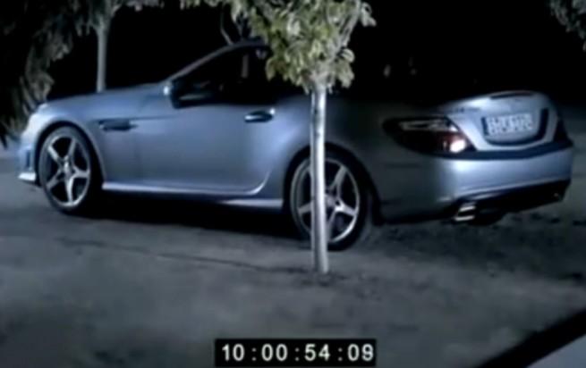 Mercedes-SLK-R172-Video