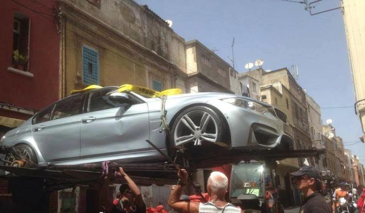 Mission-Impossible-5-BMW-M3-F80-Dreharbeiten-Marokko-Casablanca