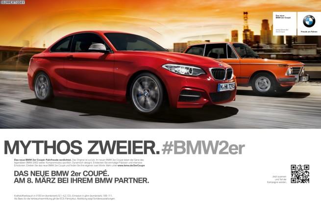 Mythos-Zweier-BMW-2er-Coupe-Werbung-Werbe-Kampagne-BMW2er